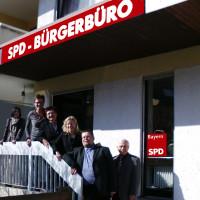 Foto vom Bürgerbüro in Freising